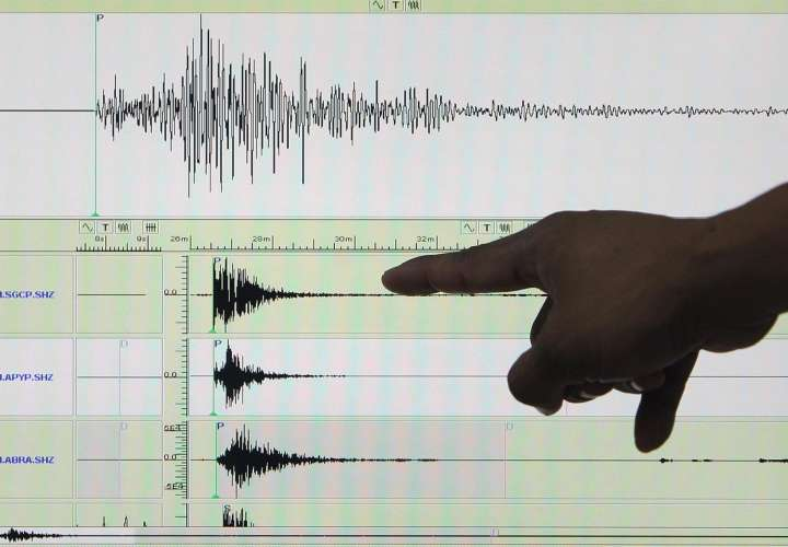 Sismo marino de 5,2 en zona de enjambre de temblores al oeste de Ecuador