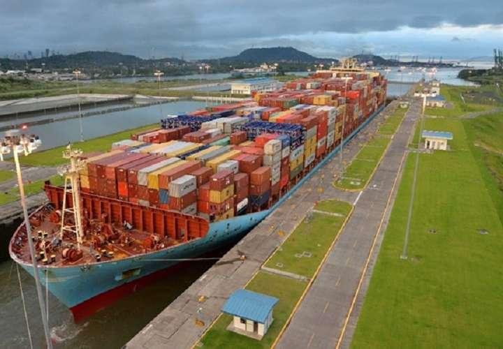 El 96 % de la flota mundial de portacontenedores puede cruzar Canal de Panamá