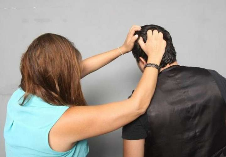Mujer detenida provisionalmente por violencia doméstica. Foto: Ilustrativa tomada de Internet