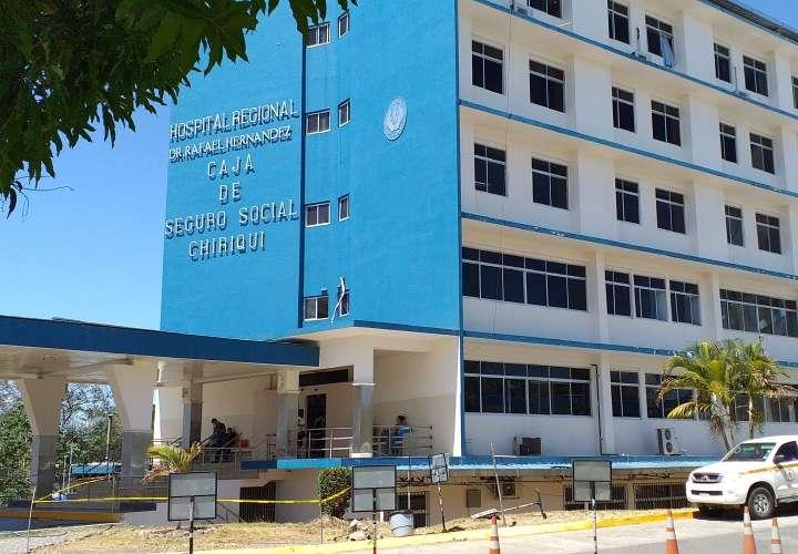 Un infectado contagió a 63 en hospital de David