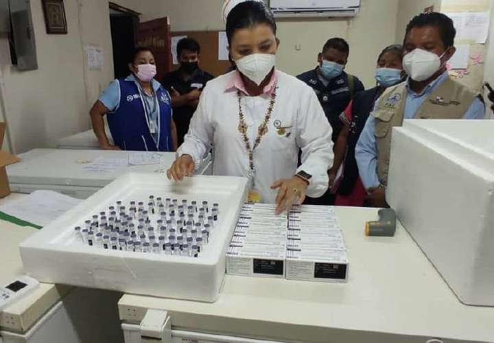 OPS: vacunación pudo generar descenso de muertes en Panamá