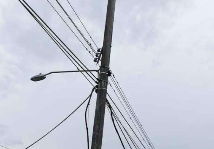 Aumentan hurtos de cables eléctricos y de telefonía en Panamá y Colón [Video]