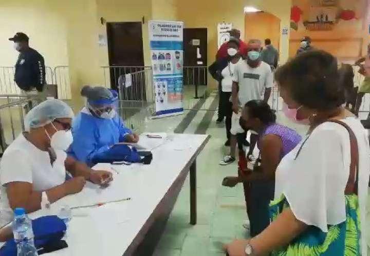 La provincia de Coclé cuenta con tres centros de vacunación