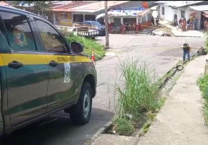 """Matan a tiros a """"Indio Gordo"""" en Cerro Cocobolo"""