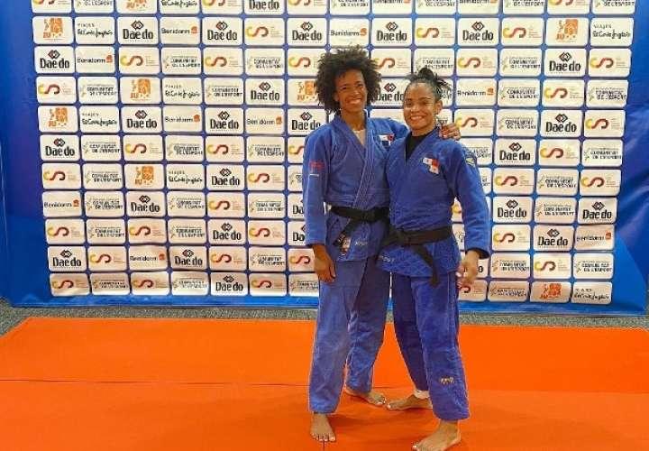 Judocas panameñas Miryam Roper y Kristine Jiménez clasifican a Juegos Olímpicos