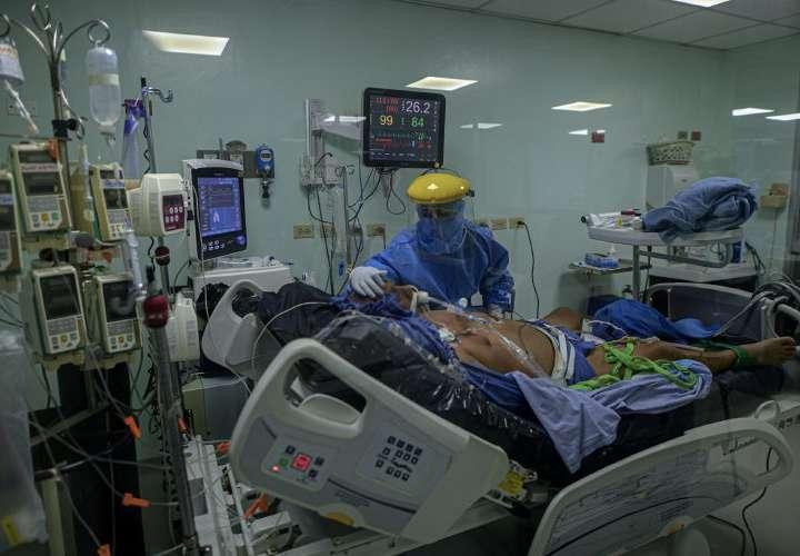 Aumento del 58% en muertes por Covid