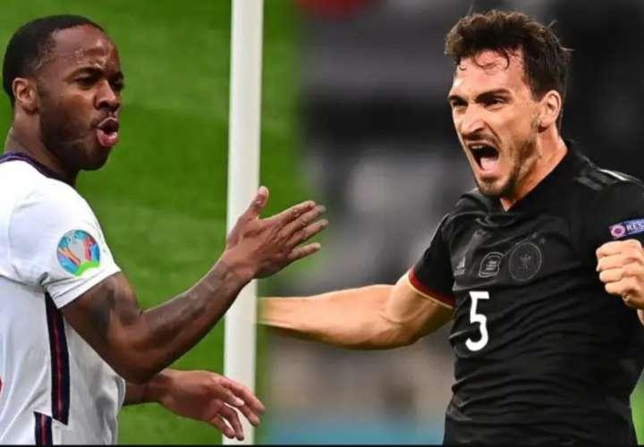 Inglaterra-Alemania, más que tres puntos