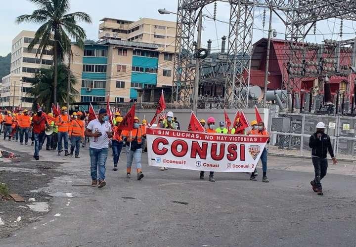 Cierres de calles en medio de instalación de nuevo periodo legislativo