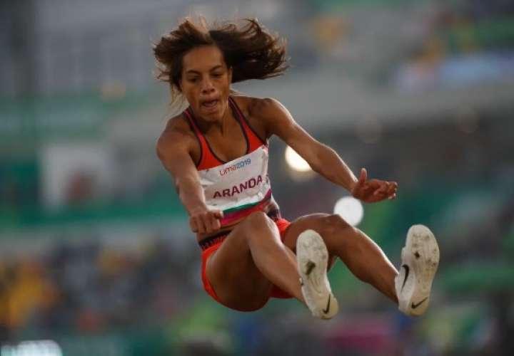 Nathalee Aranda es la primera dama oriunda de Colón que se clasifica a unos juegos olímpicos en la historia del deporte panameño.