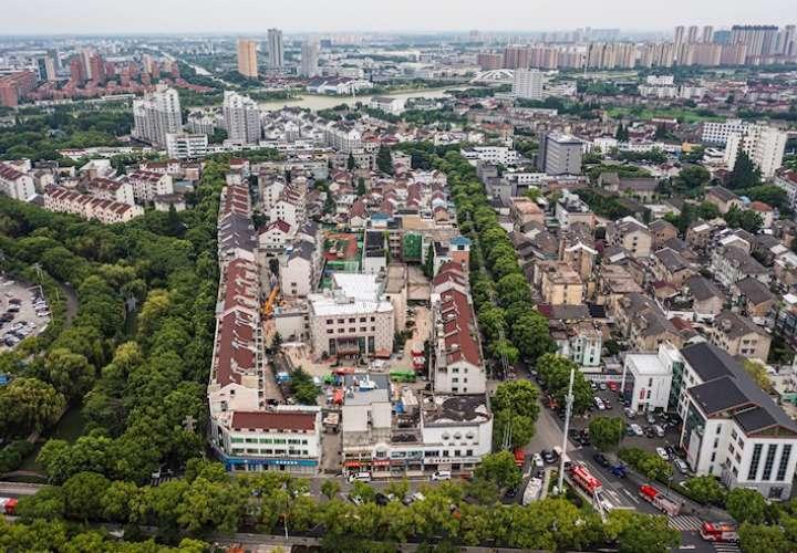 8 muertos y 9 desaparecidos por el derrumbe de un hotel en China