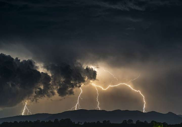 Aviso de prevención por nuevos eventos lluviosos sobre territorio nacional