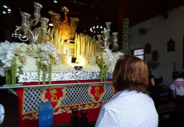 Sin actividades masivas, tableños celebrarán a Santa Librada
