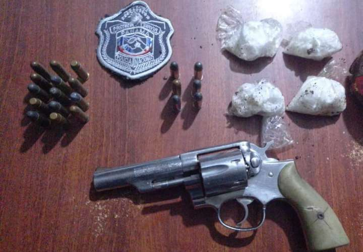 172 aprehendidos por droga en 6 meses en Chiriquí