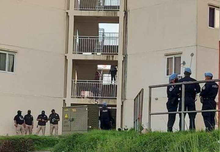 """Detienen a miembros de la pandilla """"Calor Calor"""" en Colón"""