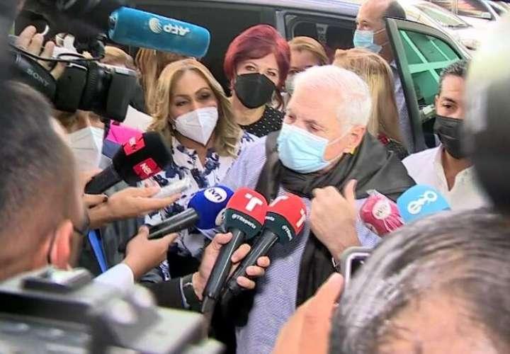 "Martinelli: ""Gabrielito"" está detrás de la ""patraña política"" para inhabilitarme"