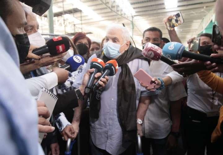 """Martinelli: """"Esto es un juicio político""""    [Video]"""