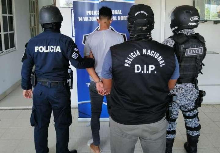 Caen dos homicidas en Alcalde Díaz y San Miguelito