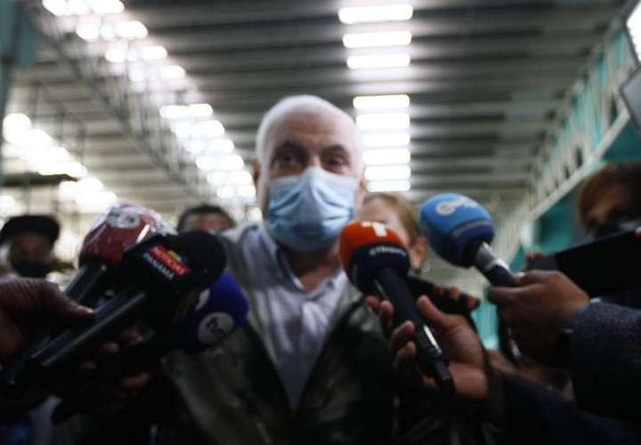 """""""Saquen la política de la justicia"""", pide el exmandatario Martinelli"""