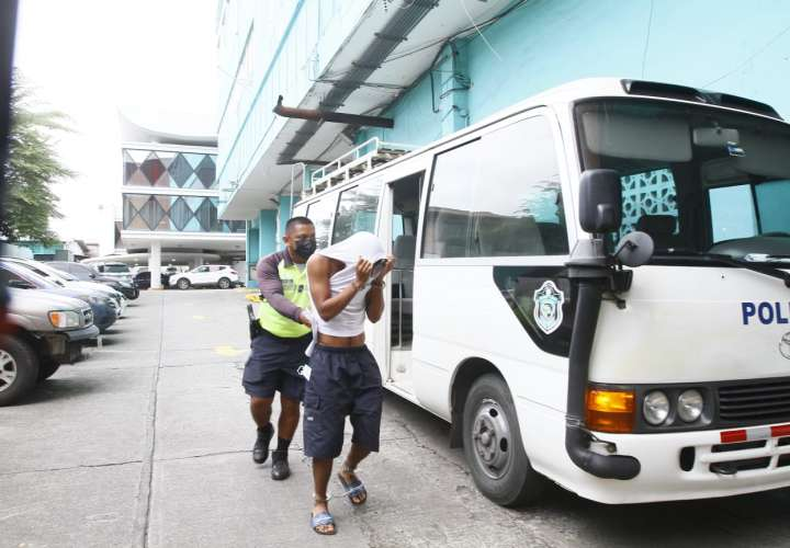 Detención provisional para tres presuntos involucrados en triple crimen (Video)