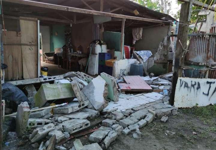 Siete viviendas afectadas y 32 réplicas por sismo en Chiriquí