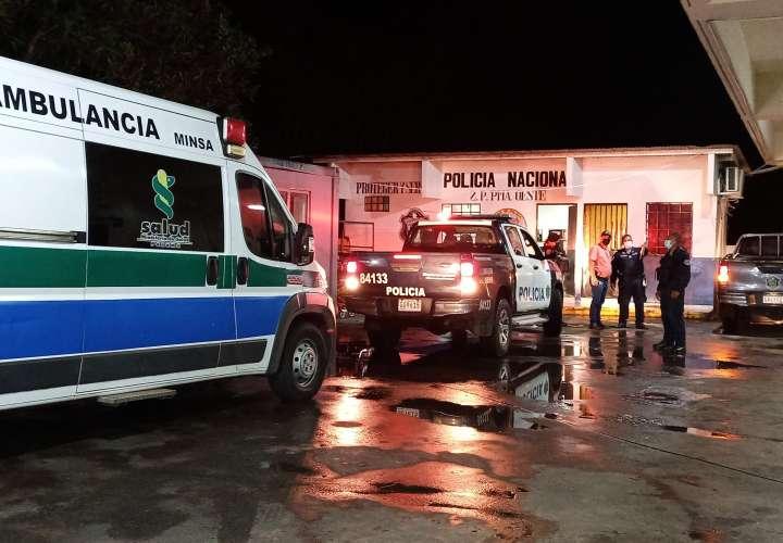 Hombre sobrevive a ataque a tiros en La Chorrera