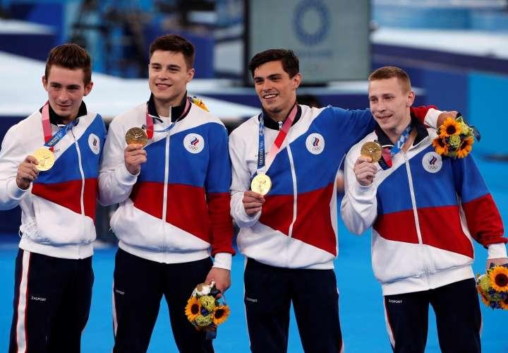 Rusia volvió a la cima de la gimnasia después de 25 años
