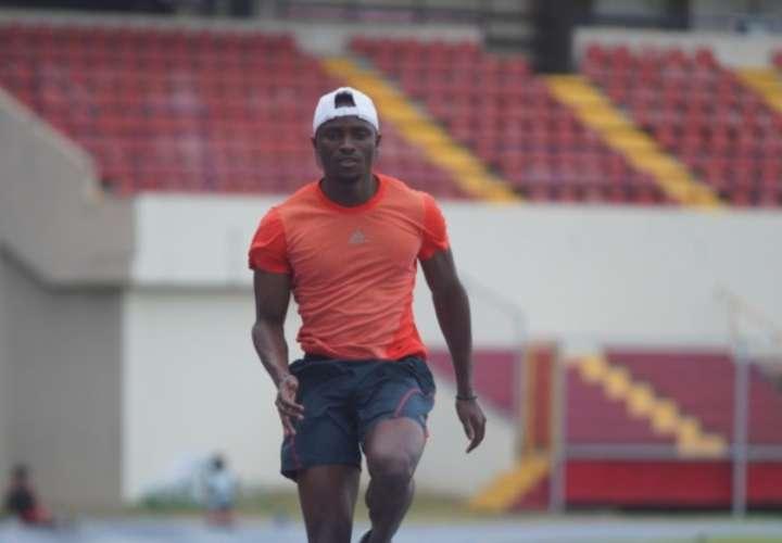 Alonso Edward busca revancha en los juegos olímpicos