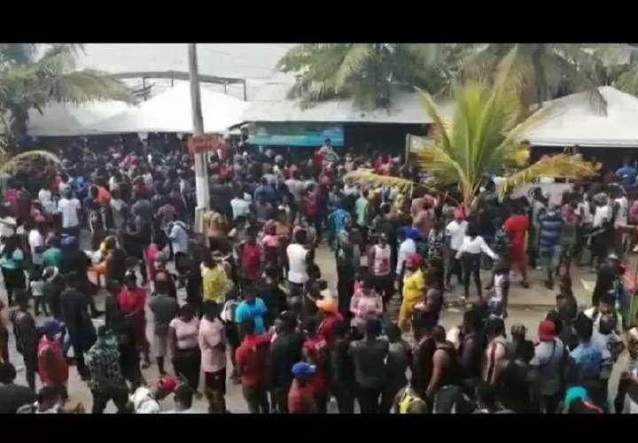 Mayín: pronto veremos miles de migrantes por Calidonia y la Central