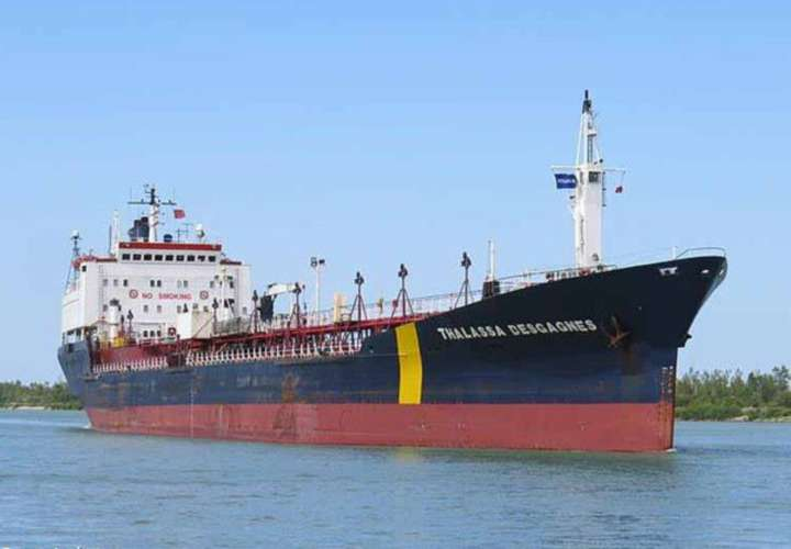 Secuestran barco panameño