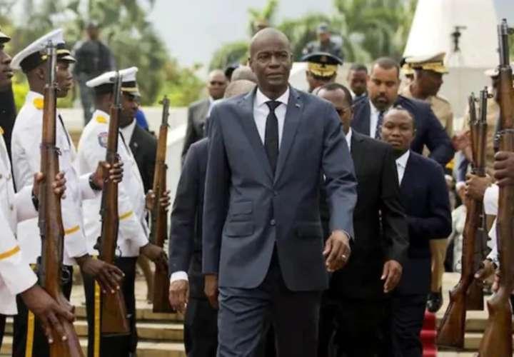 Haitianos y no colombianos, mataron al presidente Moise