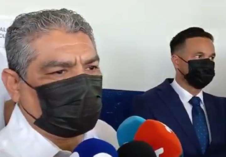 """Paquito"": no he recibido ninguna denuncia sobre pachanga en Veraguas"