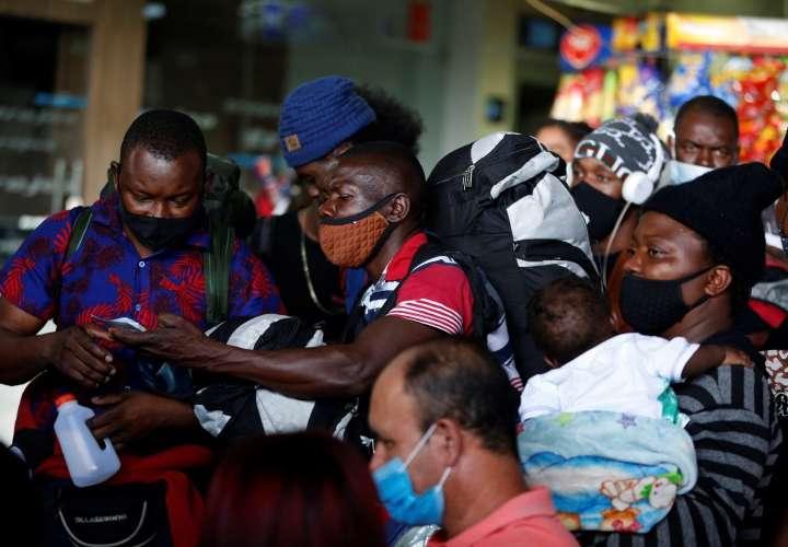 Panamá, Colombia y Costa Rica en frente común ante migrantes