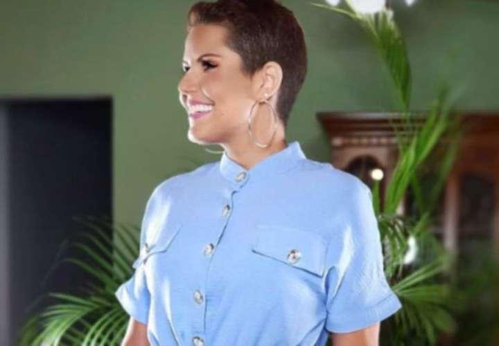 Gisela Tuñón agradece que todo salió bien con su cirugía