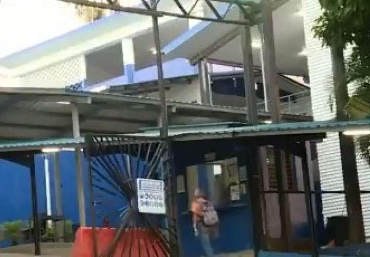 Denuncian irregularidades en clases virtuales en Instituto Fermín Nadeau