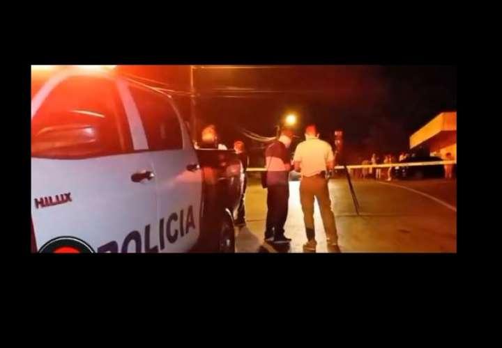 Doble asesinato en La Chorrera (Videos)