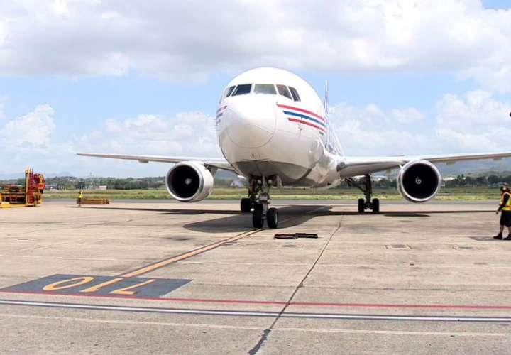 Más de 375 mil dosis de Pfizer llegan a Panamá