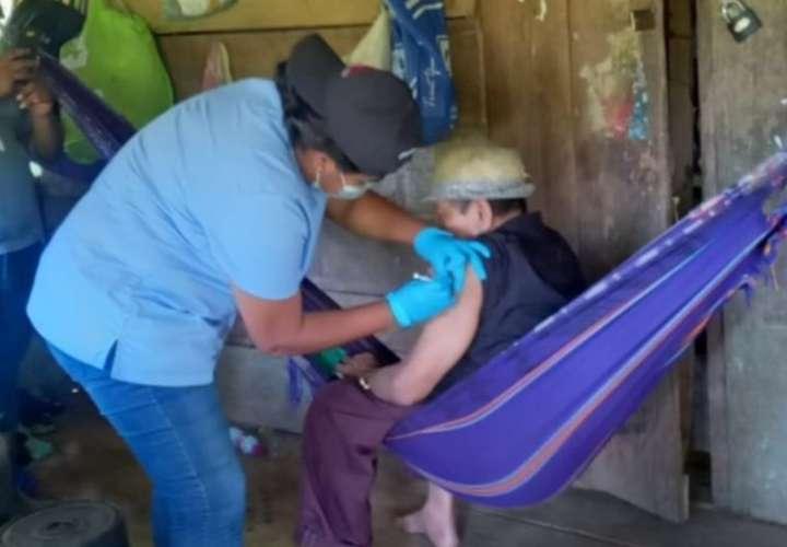 Mitad de vacunados en Panamá ya tienen 2 dosis aplicadas