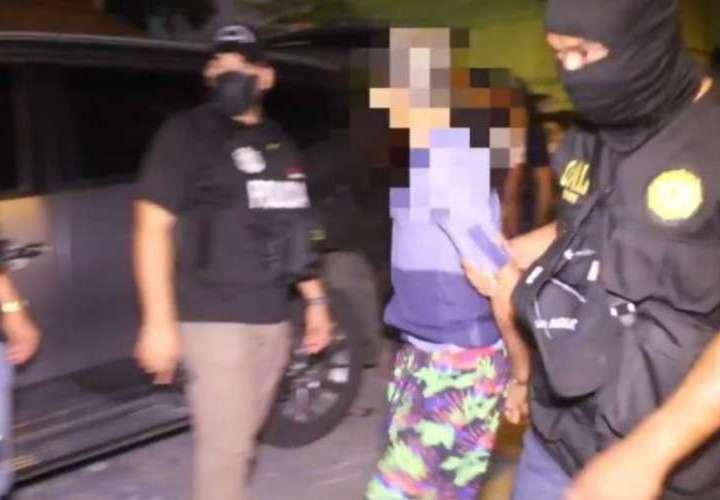 """Capturan a sicario por crimen de """"Manuelín"""" en El Chorrillo"""