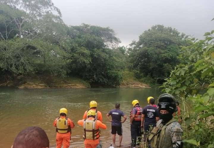 Hallan muerto a menor de 15 años en río Mamoní