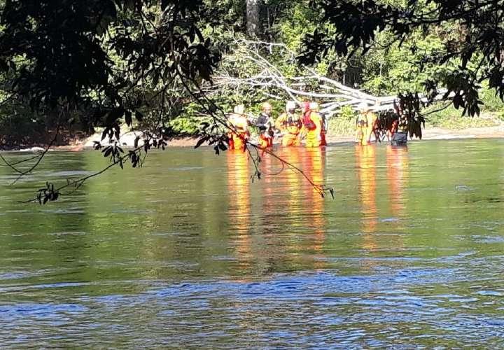 2 ahogados en Veraguas