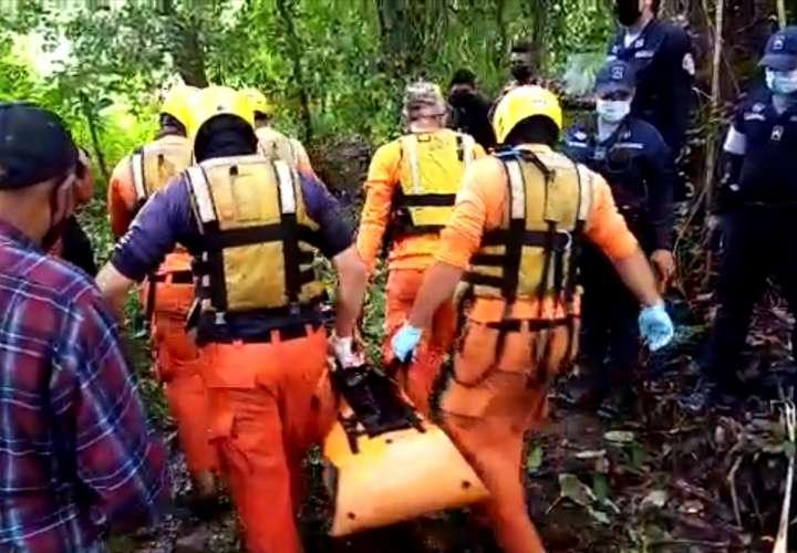 Recuperan el cuerpo de desaparecido en la comarca