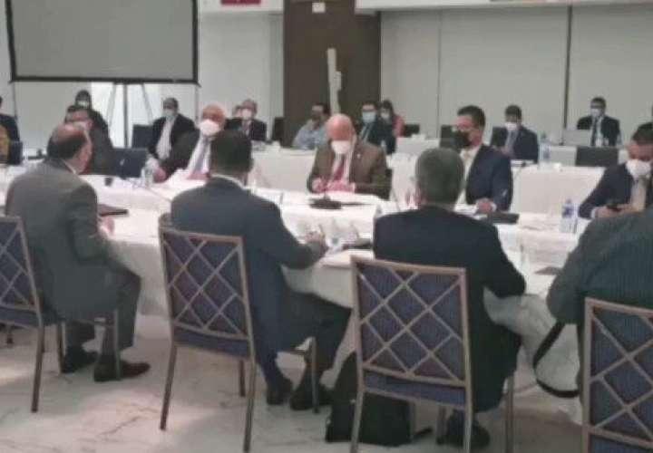 Primera reunión de mesa técnica para evaluar reformas electorales