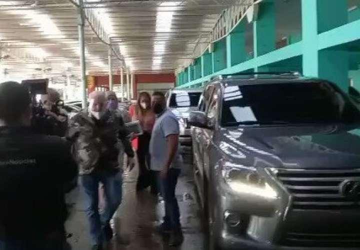 """Martinelli: Juicio es una """"patraña y persecución política"""" para  inhabilitarme"""