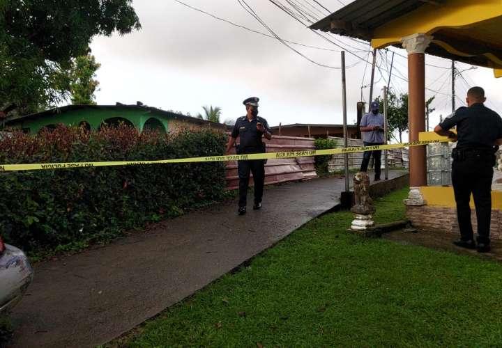 """Parking de """"balas"""" en Colón. Dos muertos en pocas horas  [Video]"""