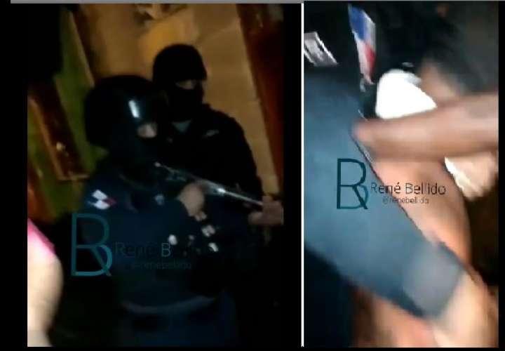 Policía: intentaron obstaculizar acción en Villa Luzmila (Video)
