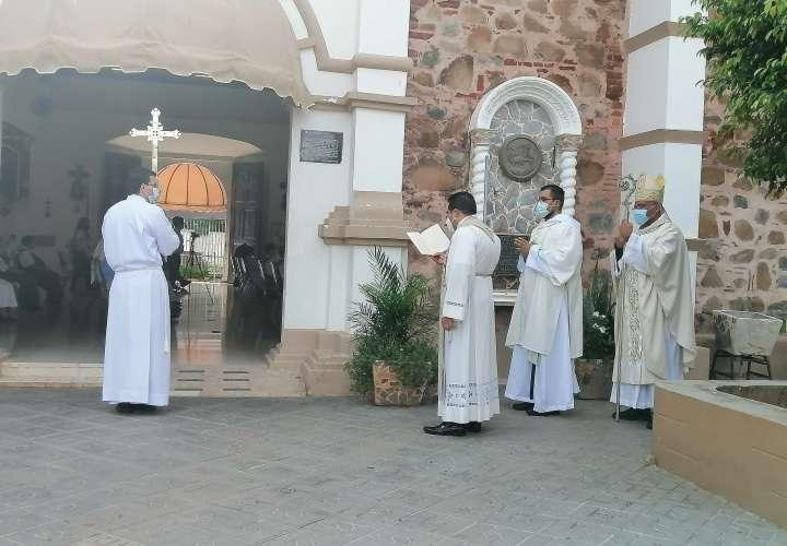 Prohíben procesiones y patronales religiosas en templos de Azuero