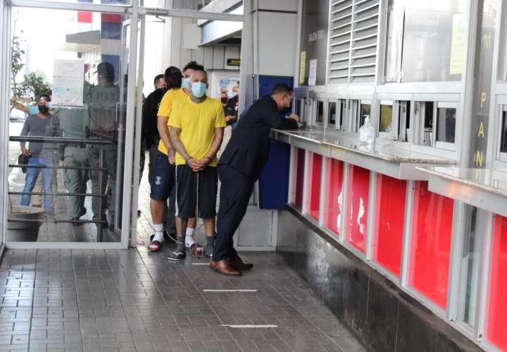 Repatrían a Costa Rica a cinco privados de libertad condenados por droga