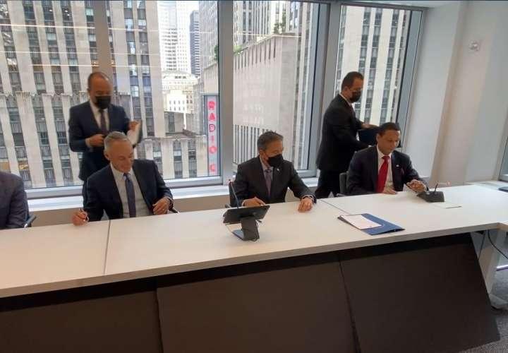 Panamá firma memorándum de entendimiento con la Major League Baseball (Video)
