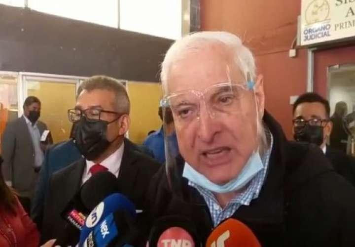 Testigo Gustavo Scott excluye a Martinelli de cualquier ilícito