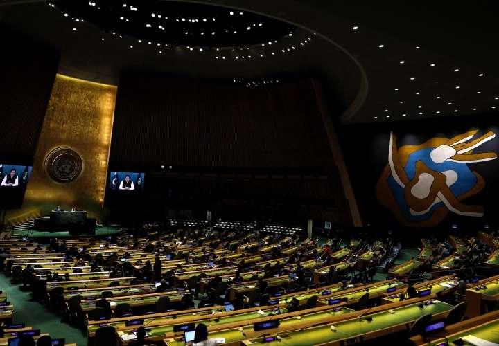Los talibanes no estarán en la Asamblea de la ONU